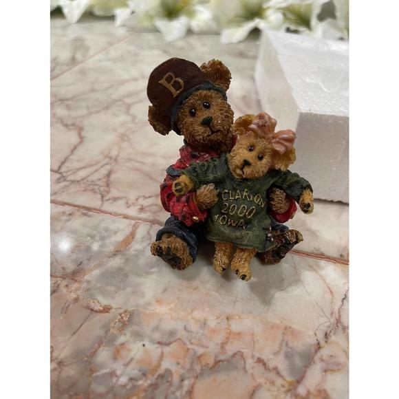 Home in the Heartland Boyds bear figurine
